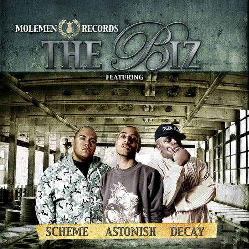 The Biz Mixtape by Molemen