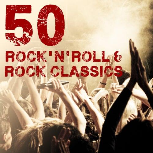 50 Rock'n'Roll & Rock Classics de Various Artists