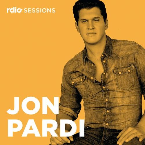 Rdio Sessions (Live) de Jon Pardi