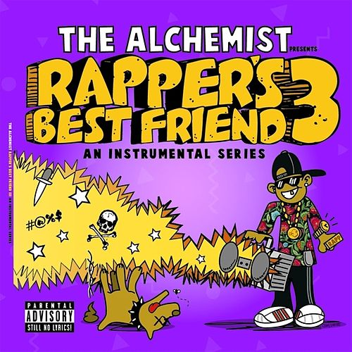 Rapper's Best Friend 3: An Instrumental Series by The Alchemist