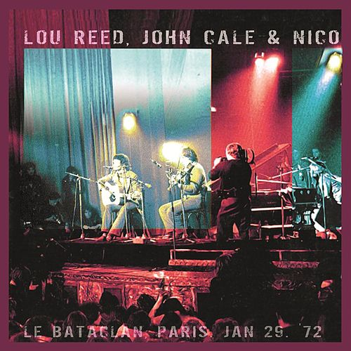 Le Bataclan, Paris, 1972 de Various Artists