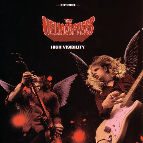 High Visibility de The Hellacopters