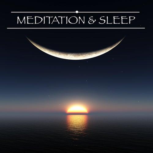 Meditation & Sleep - Relaxation Sleeping Mindfulness Meditation Music, Relaxing Mind Music for Good Night, Sleeping and Dreaming von Relaxing Mindfulness Meditation Relaxation Maestro
