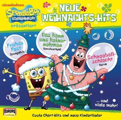 SpongeBob präsentiert neue Weihnachts-Hits von Various Artists