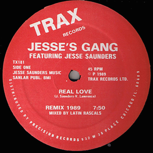 Real Love by Jesse's Gang