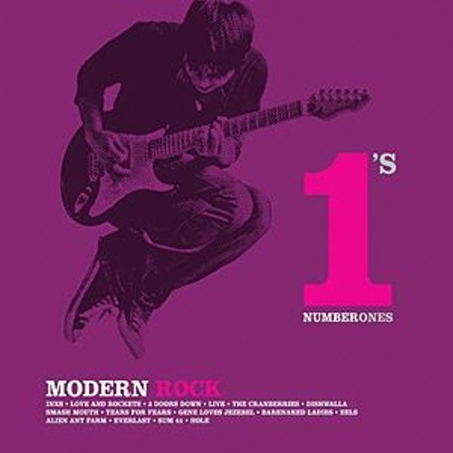 Modern Rock #1's by Various Artists