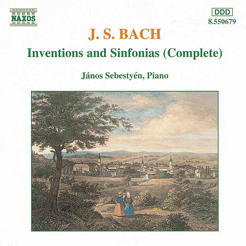 Inventions and Sinfonias (Complete) de Johann Sebastian Bach