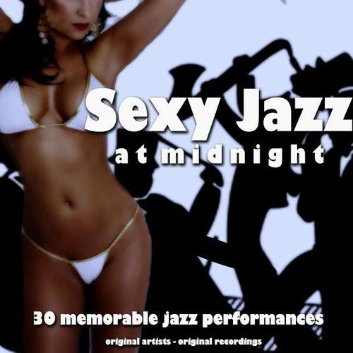 Sexy Jazz (At Midnight) von Various Artists