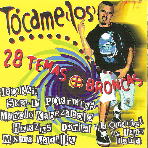 Tócamelos…. von Various Artists