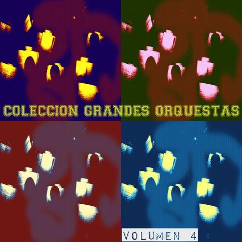Colección Grandes Orquestas Vol. 4 de Various Artists
