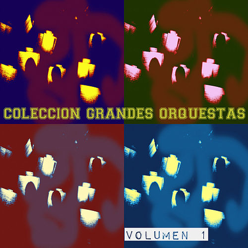 Colección Grandes Orquestas Vol. 1 de Various Artists