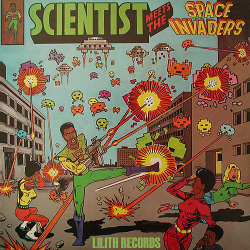 Meets the Space Invaders by Scientist
