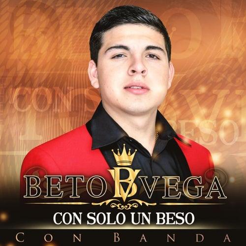 Con Solo un Beso - Pista by Beto Vega