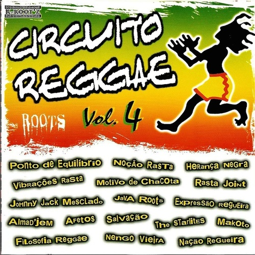 Circuito Reggae, Vol. 4 de Various Artists