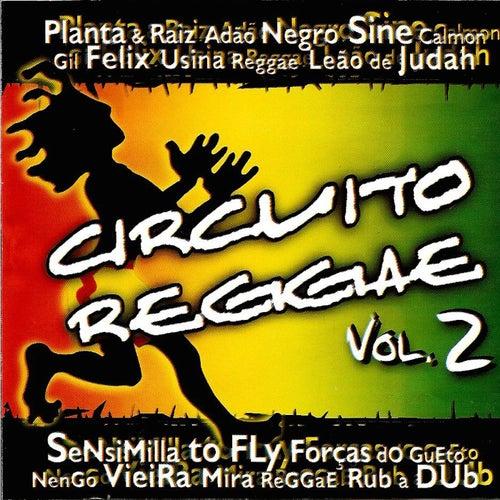 Circuito Reggae, Vol. 2 de Various Artists