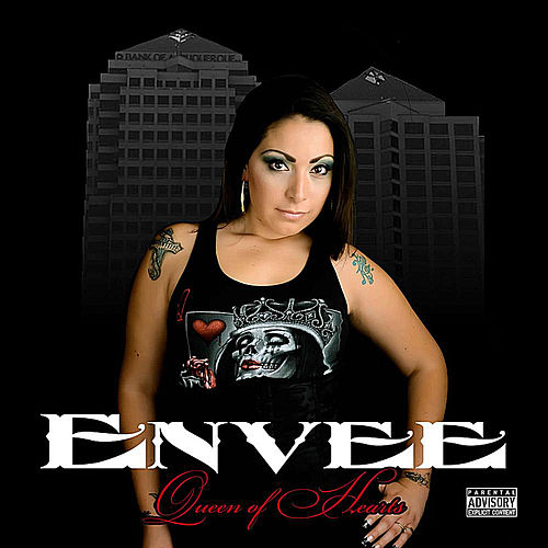 Queen of Hearts von Envee
