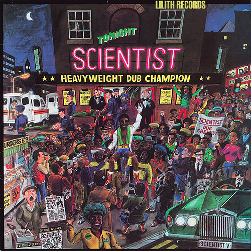 Heavyweight Dub Champion by Scientist