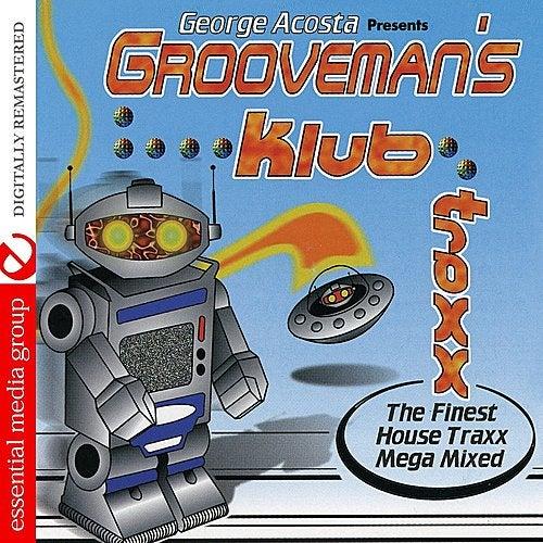 Grooveman Klub Traxx by Various Artists