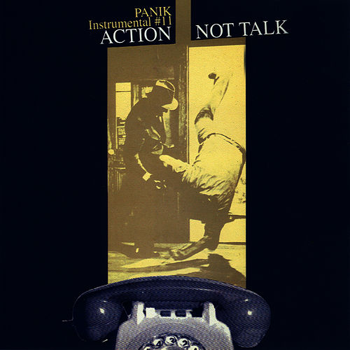 Action Not Talk Vol.#11 by Panik