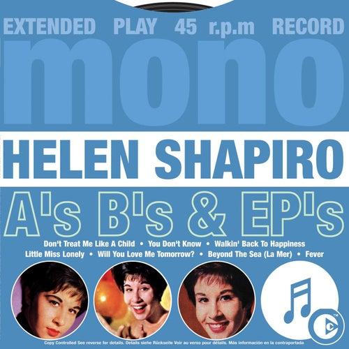 A's, B's & EP's de Helen Shapiro