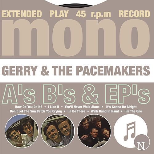 A's, B's & EP's by Gerry