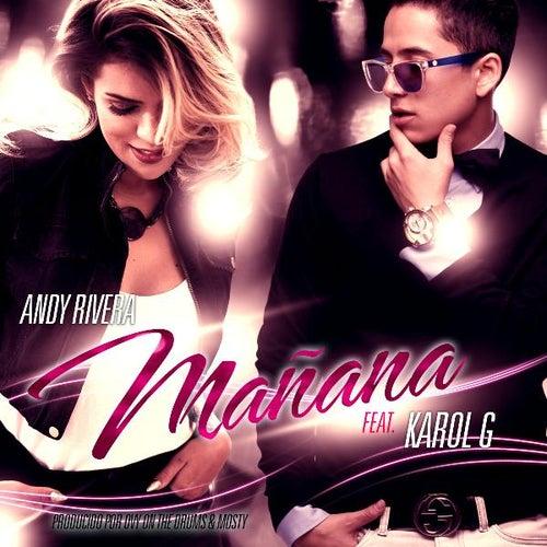 Mañana (feat. Karol G) de Andy Rivera