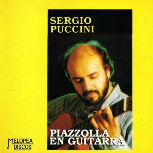Piazzolla en Guitarra de Sergio Puccini