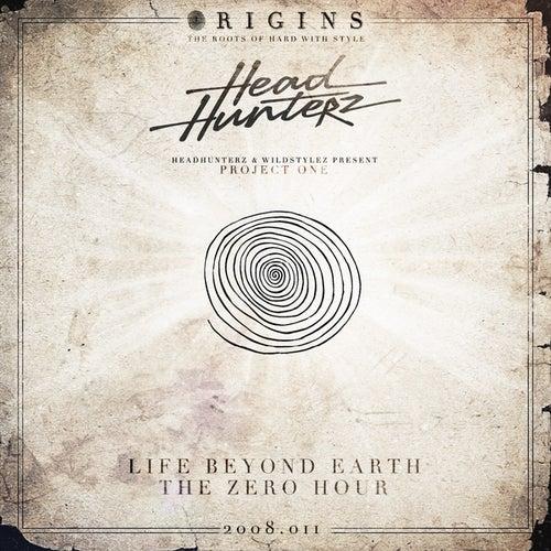Life Beyond Earth / The Zero Hour von Headhunterz