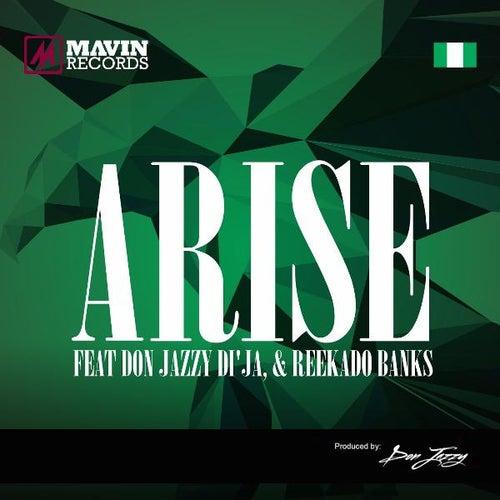 Arise (feat. Don Jazzy, Di'ja & Reekado Banks) de Mavins
