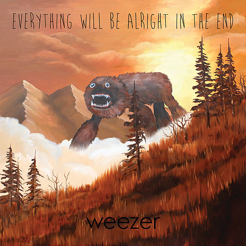 Everything Will Be Alright In The End von Weezer