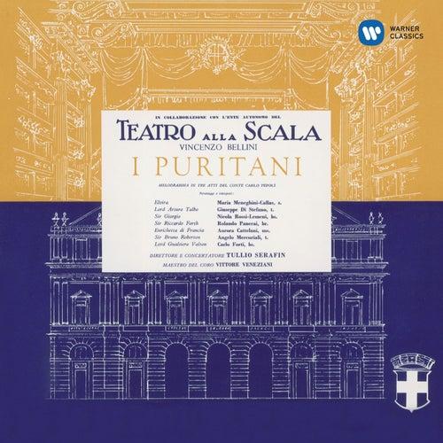 Bellini: I puritani (1953 - Serafin) - Callas Remastered by Maria Callas