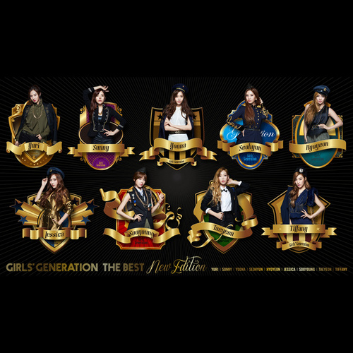 The Best von Girls' Generation