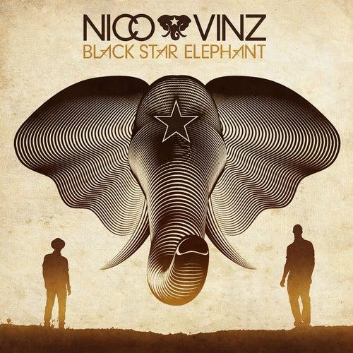 Black Star Elephant de Nico & Vinz