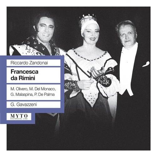 Zandonai: Francesca da Rimini (Live) de Various Artists