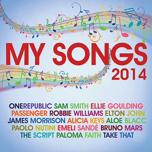 My Songs 2014 by Various Artists