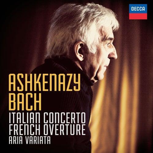 Bach, J.S.: Italian Concerto; French Overture; Aria Variata von Vladimir Ashkenazy