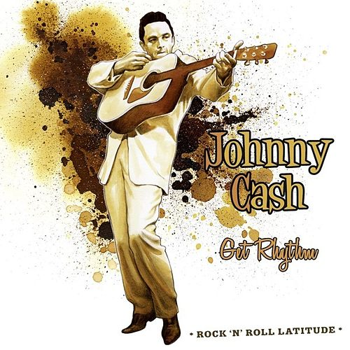 Get Rhythm de Johnny Cash