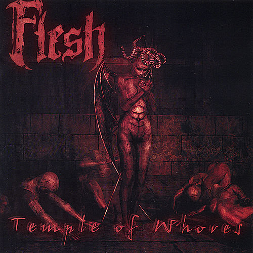 Temple of Whores by Flesh