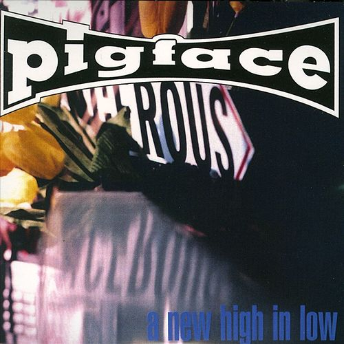 A New High In Low Limited Edition 3-cd Re-issue by Pigface