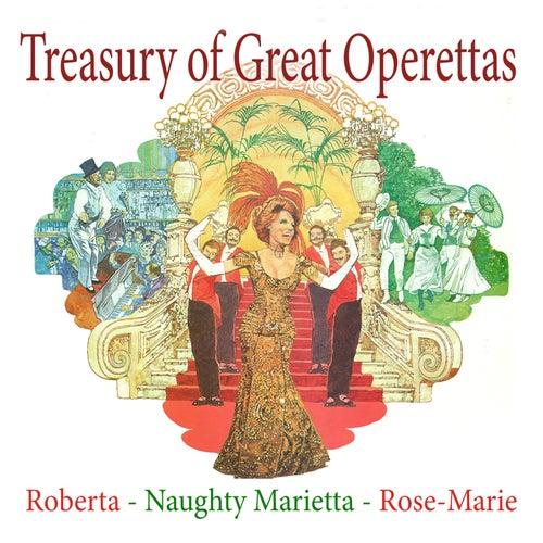 Kern : Roberta - Herbert : Naughty Marietta - Friml : Rose-Marie von Various Artists