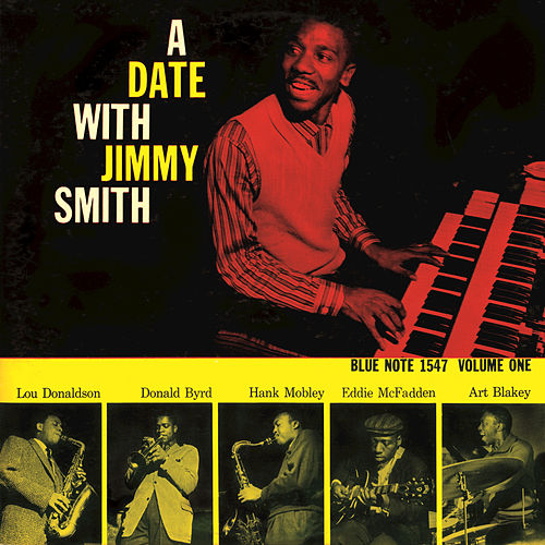 A Date With Jimmy Smith de Jimmy Smith