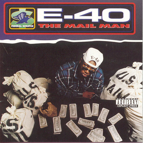 The Mail Man von E-40