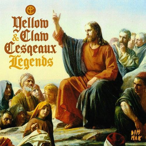 Legends EP de Yellow Claw
