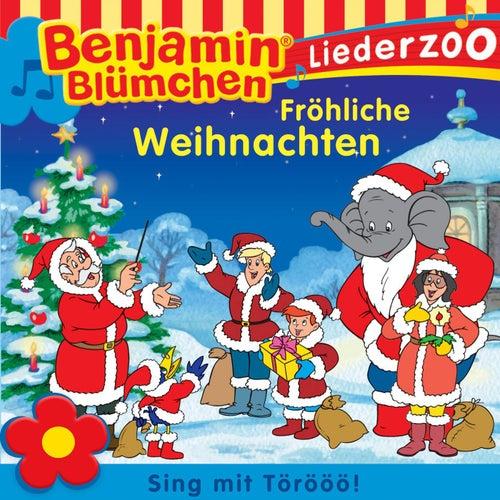 Benjamin Blümchen Liederzoo: Fröhliche Weihnachten von Benjamin Blümchen