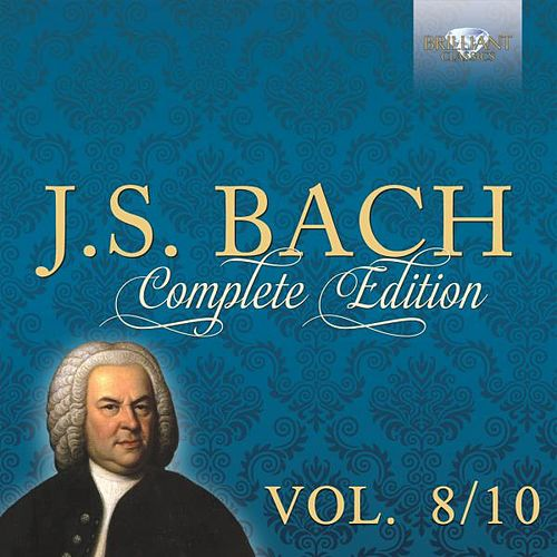 J.S. Bach: Complete Edition, Vol. 8/10 de Various Artists