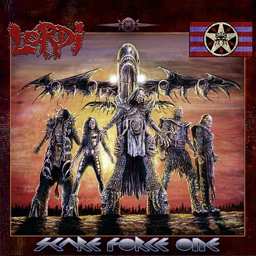 Scare Force One by Lordi
