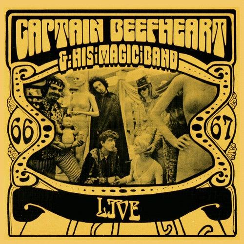 Live At the Avalon Ballroom, Radio Broadcasts, Demos & Live Recordings (Live) by Captain Beefheart