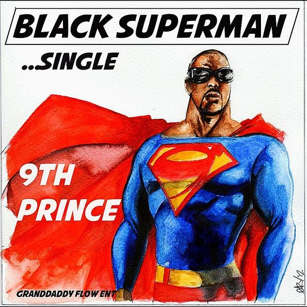 Black SupermanBlack Superman