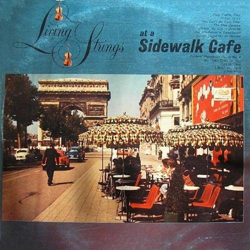 At a Sidewalk Café by Living Strings