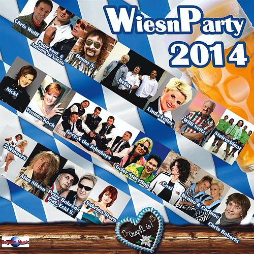WiesnParty 2014 von Various Artists